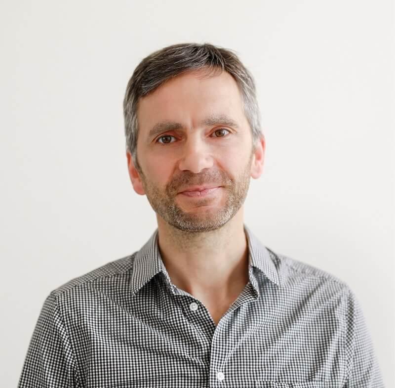 Stephen Ward Headshot Image