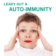 Leaky gut and auto-immunity