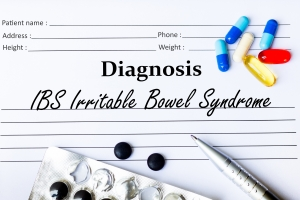 IBS is a diagnosis given by GPs