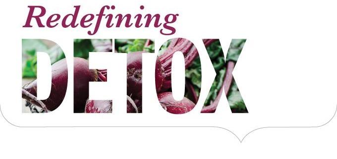 Redifining Detox words